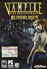 Vampire: The Masquerade - Bloodlines (2004) Poster - Movie Forum, Cast, Reviews
