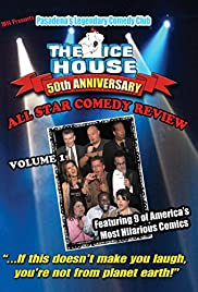 The Ice House 50th Anniversary All Star Comedy Review Poster
