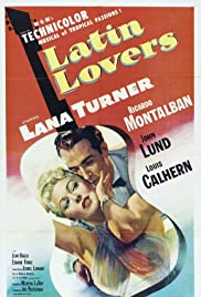Latin Lovers (1953) Poster - Movie Forum, Cast, Reviews