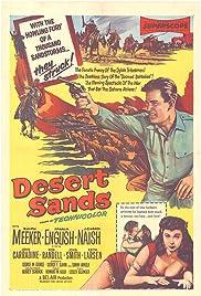 Desert Sands(1955) Poster - Movie Forum, Cast, Reviews