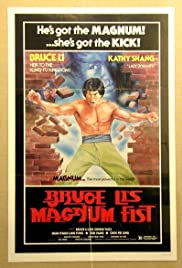 Bruce Li's Magnum Fist Poster