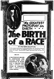 The Birth of a Race Poster
