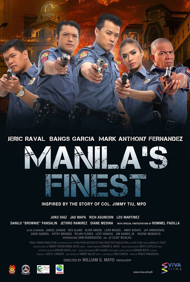 Manila's Finest (2015) CamRip