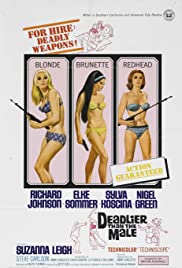 Deadlier Than the Male (1967) Poster - Movie Forum, Cast, Reviews
