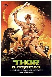 Thor the Conqueror Poster
