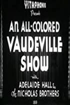 Image of An All-Colored Vaudeville Show