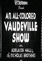 An All-Colored Vaudeville Show