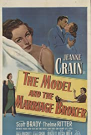 The Model and the Marriage Broker(1951) Poster - Movie Forum, Cast, Reviews