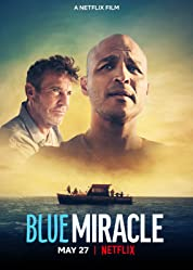Blue Miracle (2021) poster