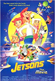 Jetsons: The Movie (1990) Poster - Movie Forum, Cast, Reviews