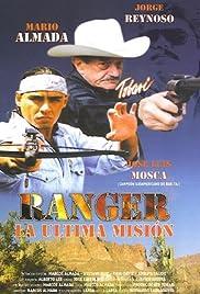 Ranger, la última misión Poster