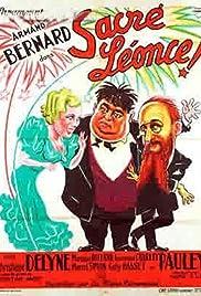 Sacré Léonce Poster