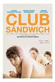 Club Sandwich filmposter