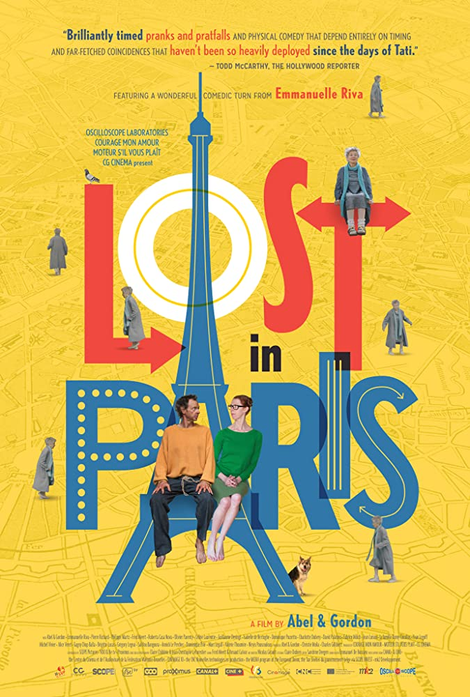 Lost in Paris (2016)