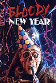 Bloody New Year Poster