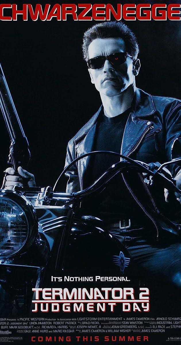 Watch Terminator 2 Judgment Day 1991 Online Movie Free