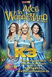 Alice in Wonderland - De Musical Poster