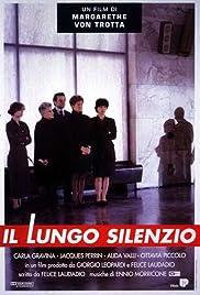 Il lungo silenzio Poster