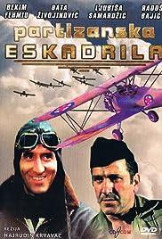 Partizanska eskadrila Poster