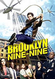 Brooklyn Nine-Nine - Season 3 poster