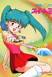Magical Angel Sweet Mint Poster