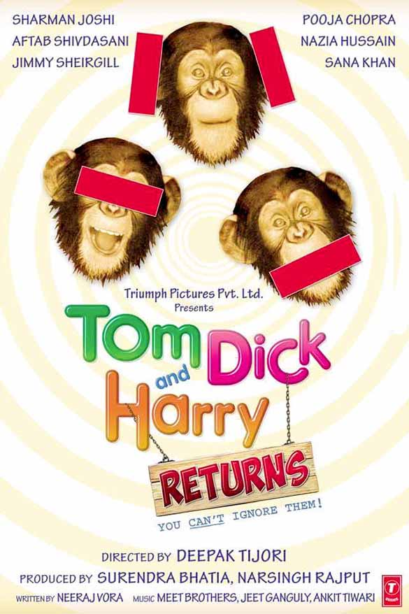 Tom Dick and Harry Returns