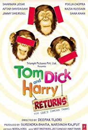 Tom Dick and Harry Returns(2017) Poster - Movie Forum, Cast, Reviews