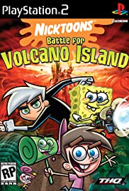 Nicktoons: Battle for Volcano Island Poster