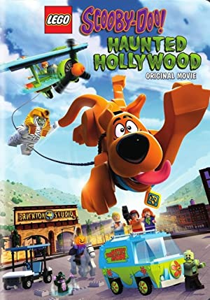 Lego: Scooby-Doo Hollywood Assombrada Dublado Full HD 1080p