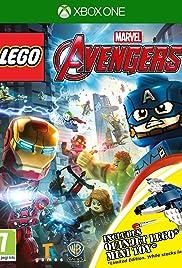 Lego Marvel's Avengers Poster