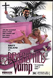 Beverly Hills Vamp (1989) Poster - Movie Forum, Cast, Reviews