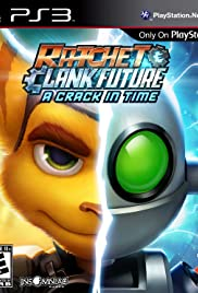 Ratchet & Clank Future: A Crack in Time Poster