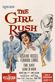 The Girl Rush Poster