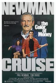 The Color of Money (1986) Poster - Movie Forum, Cast, Reviews