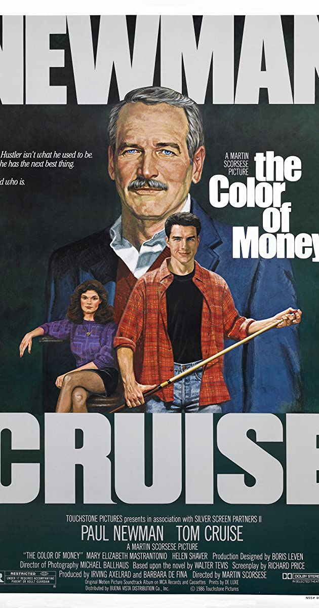 The Color of Money 1986  IMDb
