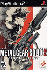 Metal Gear Solid 2: Sons of Liberty (2001) Poster - Movie Forum, Cast, Reviews