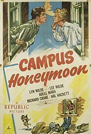 Campus Honeymoon Poster