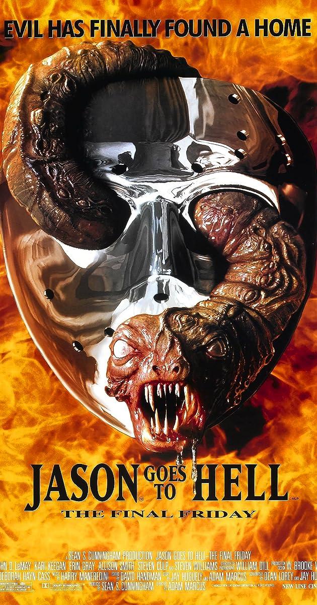 Džeisonas keliauja į pragarą. Paskutinis penktadienis / Jason Goes to Hell: The Final Friday (1993) Online