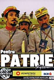 Pentru patrie (1977) Poster - Movie Forum, Cast, Reviews