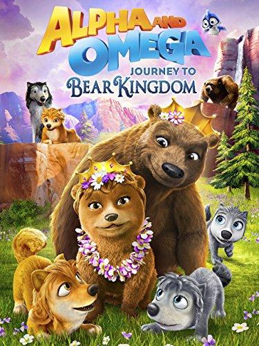 Фильм Альфа и Омега: Путешествие в медвежье королевство (2017)