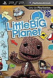 LittleBigPlanet PSP Poster