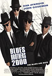 Blues Brothers 2000 (1998) Poster - Movie Forum, Cast, Reviews