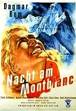 Nacht am Mont-Blanc