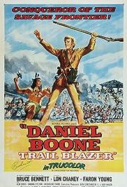 Daniel Boone, Trail Blazer(1956) Poster - Movie Forum, Cast, Reviews