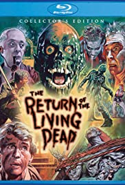 Party Time : The Music of Return of the Living Dead Poster