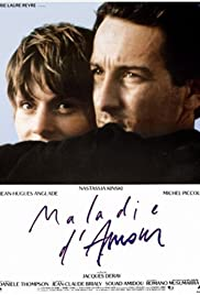 Maladie d'amour(1987) Poster - Movie Forum, Cast, Reviews