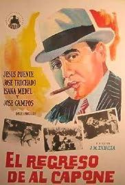 El regreso de Al Capone Poster