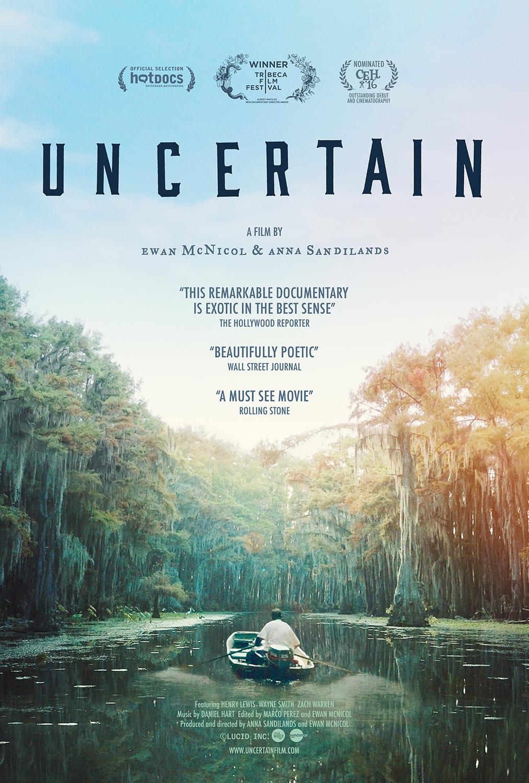 image Uncertain (2015/I) Watch Full Movie Free Online