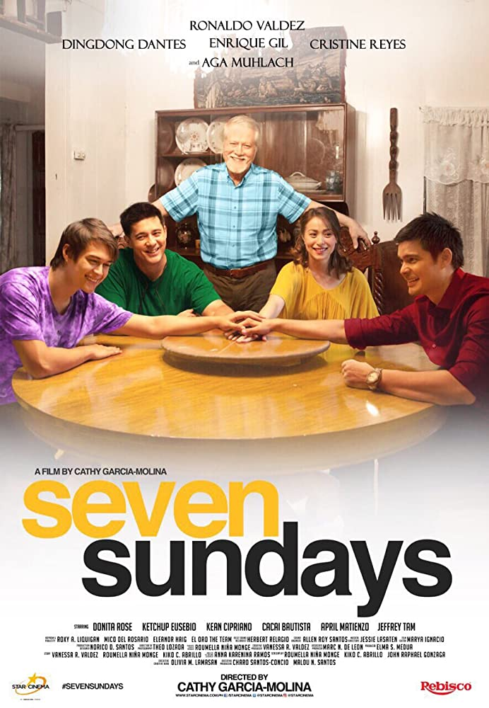 Seven Sundays (2017) HDRip