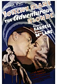 The Adventurous Blonde (1937) Poster - Movie Forum, Cast, Reviews